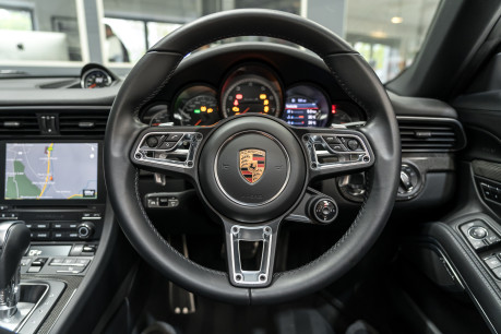 Porsche 911 TURBO S PDK CABRIOLET. NOW SOLD. SIMILAR REQUIRED. CALL 01903 254 800. 42
