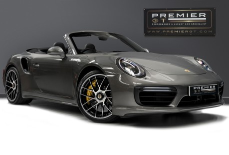 Porsche 911 TURBO S PDK CABRIOLET. NOW SOLD. SIMILAR REQUIRED. CALL 01903 254 800. 1