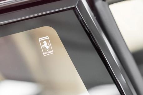 Ferrari Testarossa COUPE. 4.9L FLAT 12 MANUAL. EX AL-FAYED COLLECTION CAR. BORDEAUX CARPETS. 30