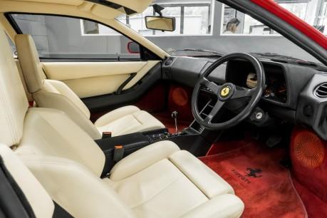 Ferrari Testarossa COUPE. 4.9L FLAT 12 MANUAL. EX AL-FAYED COLLECTION CAR. BORDEAUX CARPETS. 33