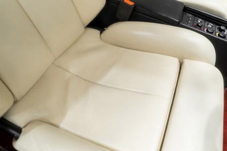 Ferrari Testarossa COUPE. 4.9L FLAT 12 MANUAL. EX AL-FAYED COLLECTION CAR. BORDEAUX CARPETS. 38