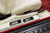 Ferrari Testarossa COUPE. 4.9L FLAT 12 MANUAL. EX AL-FAYED COLLECTION CAR. BORDEAUX CARPETS. 39
