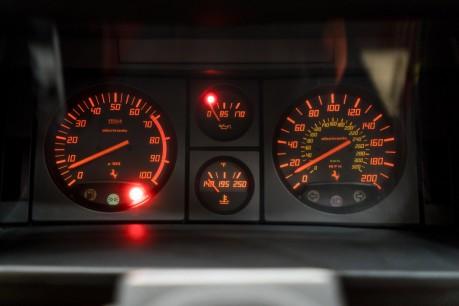 Ferrari Testarossa COUPE. 4.9L FLAT 12 MANUAL. EX AL-FAYED COLLECTION CAR. BORDEAUX CARPETS. 40