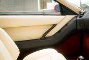 Ferrari Testarossa COUPE. 4.9L FLAT 12 MANUAL. EX AL-FAYED COLLECTION CAR. BORDEAUX CARPETS. 46
