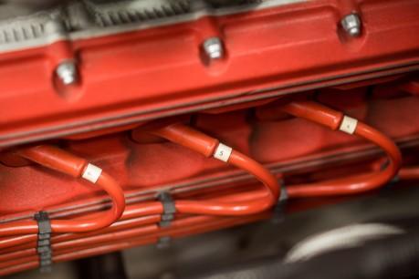 Ferrari Testarossa COUPE. 4.9L FLAT 12 MANUAL. EX AL-FAYED COLLECTION CAR. BORDEAUX CARPETS. 49