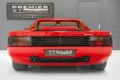 Ferrari Testarossa COUPE. 4.9L FLAT 12 MANUAL. EX AL-FAYED COLLECTION CAR. BORDEAUX CARPETS. 6