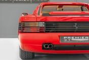 Ferrari Testarossa COUPE. 4.9L FLAT 12 MANUAL. EX AL-FAYED COLLECTION CAR. BORDEAUX CARPETS. 8