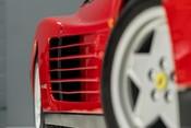Ferrari Testarossa COUPE. 4.9L FLAT 12 MANUAL. EX AL-FAYED COLLECTION CAR. BORDEAUX CARPETS. 20