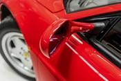 Ferrari Testarossa COUPE. 4.9L FLAT 12 MANUAL. EX AL-FAYED COLLECTION CAR. BORDEAUX CARPETS. 25