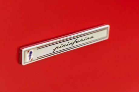 Ferrari Testarossa COUPE. 4.9L FLAT 12 MANUAL. EX AL-FAYED COLLECTION CAR. BORDEAUX CARPETS. 17