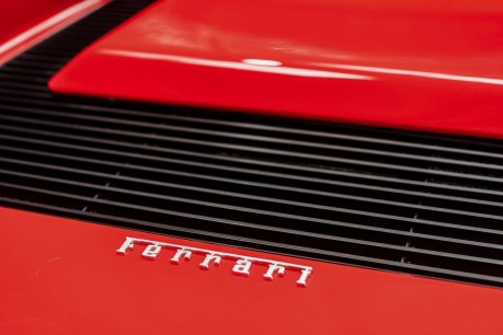 Ferrari Testarossa COUPE. 4.9L FLAT 12 MANUAL. EX AL-FAYED COLLECTION CAR. BORDEAUX CARPETS. 14