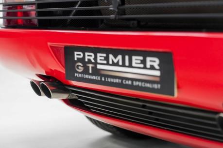 Ferrari Testarossa COUPE. 4.9L FLAT 12 MANUAL. EX AL-FAYED COLLECTION CAR. BORDEAUX CARPETS. 12