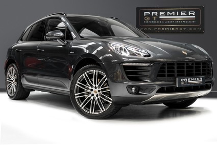 Porsche Macan S D 3.0 V6 PDK. HUGE SPECIFICATION. NOW SOLD. SIMILAR VEHICLES REQUIRED.