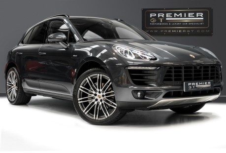 Porsche Macan S D 3.0 V6 PDK. HUGE SPECIFICATION. NOW SOLD. SIMILAR VEHICLES REQUIRED. 1
