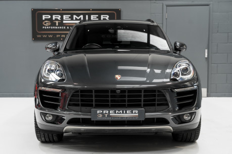 Porsche Macan S D 3.0 V6 PDK. HUGE SPECIFICATION. NOW SOLD. SIMILAR VEHICLES REQUIRED. 2
