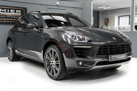 Porsche Macan S D 3.0 V6 PDK. HUGE SPECIFICATION. NOW SOLD. SIMILAR VEHICLES REQUIRED. 26