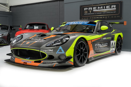 Ginetta G50 GT4 RACE CAR. 3.5 V6. CHASSIS NO. 225. ALL UP-TO-DATE & READY TO RACE NOW. 10