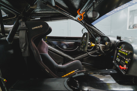 Ginetta G50 GT4 RACE CAR. 3.5 V6. CHASSIS NO. 225. ALL UP-TO-DATE & READY TO RACE NOW. 25