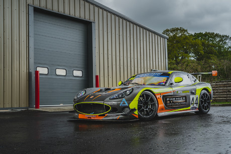 Ginetta G50 GT4 RACE CAR. 3.5 V6. CHASSIS NO. 225. ALL UP-TO-DATE & READY TO RACE NOW. 5