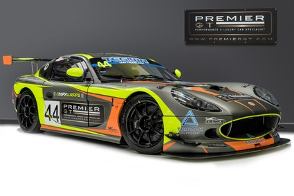 Ginetta G50 GT4 RACE CAR. 3.5 V6. CHASSIS NO. 225. ALL UP-TO-DATE & READY TO RACE NOW.