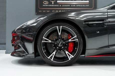 Aston Martin Vanquish S 6.0 V12. HUGE SPECIFICATION. OVER £38,000 OF OPTIONS. 1 OWNER. 5