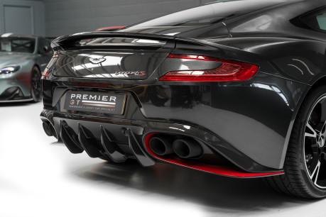 Aston Martin Vanquish S 6.0 V12. HUGE SPECIFICATION. OVER £38,000 OF OPTIONS. 1 OWNER. 9