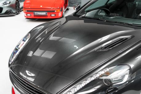 Aston Martin Vanquish S 6.0 V12. HUGE SPECIFICATION. OVER £38,000 OF OPTIONS. 1 OWNER. 28