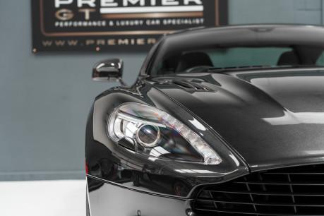 Aston Martin Vanquish S 6.0 V12. HUGE SPECIFICATION. OVER £38,000 OF OPTIONS. 1 OWNER. 32