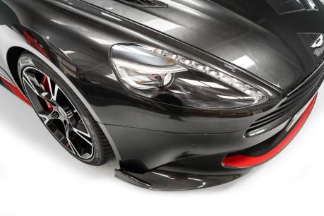 Aston Martin Vanquish S 6.0 V12. HUGE SPECIFICATION. OVER £38,000 OF OPTIONS. 1 OWNER. 35