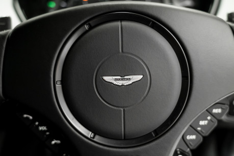 Aston Martin Vanquish S 6.0 V12. HUGE SPECIFICATION. OVER £38,000 OF OPTIONS. 1 OWNER. 52