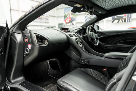 Aston Martin Vanquish S 6.0 V12. HUGE SPECIFICATION. OVER £38,000 OF OPTIONS. 1 OWNER. 42