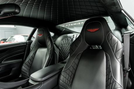 Aston Martin Vanquish S 6.0 V12. HUGE SPECIFICATION. OVER £38,000 OF OPTIONS. 1 OWNER. 43