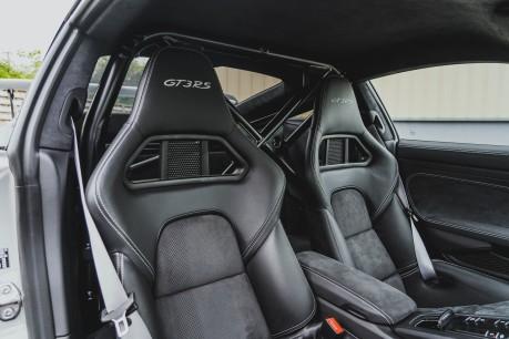Porsche 911 GT3 RS 4.0 PDK. 991.2. CLUBSPORT PACK. PCCBS. FRONT AXLE LIFT. BOSE. 7