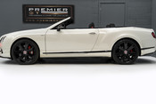Bentley Continental GTC 4.0 V8. MULLINER DRIVING SPECIFICATION. GHOST WHITE PAINT. LOW MILEAGE. 4