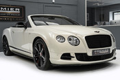 Bentley Continental GTC 4.0 V8. MULLINER DRIVING SPECIFICATION. GHOST WHITE PAINT. LOW MILEAGE. 28