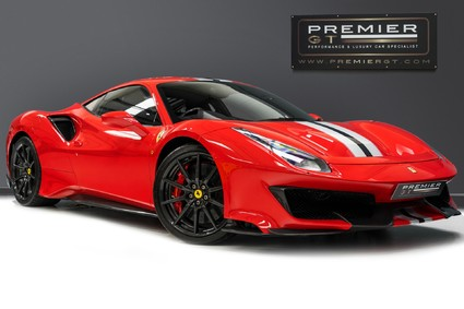 Ferrari 488 PISTA. 3.9 V8. NOW SOLD. SIMILAR VEHICLES REQUIRED. CALL 01903 254 800.