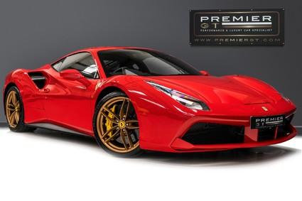 Ferrari 488 GTB. 3.9 V8. NOW SOLD, SIMILAR REQUIRED. PLEASE CALL 01903 254800