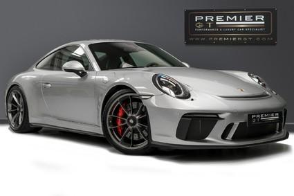 Porsche 911 GT3 TOURING. 4.0. 6-SPEED MANUAL. SPORTS CHRONO. REVERSING CAMERA. PDLS+