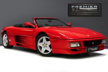 Ferrari 348 SPIDER. 3.4 V8. IMMACULATE EXAMPLE. RECENT BELT SERVICE AT FERRARI