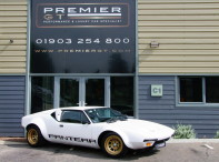 De Tomaso Pantera FANTASTICALLY RESTORED. SORRY, NOW SOLD. SIMILAR VEHICLES REQUIRED. 53