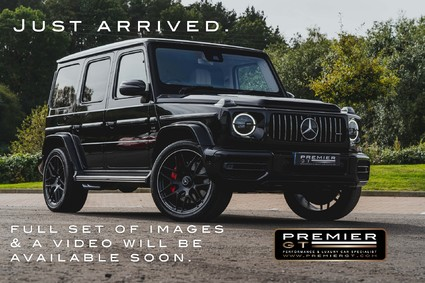 Mercedes-Benz G Class AMG G 63 4MATIC. NOW SOLD, SIMILAR REQUIRED. PLEASE CALL 01903 254800