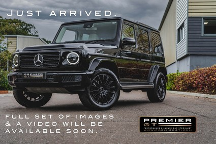 Mercedes-Benz G Series G 350 D 4MATIC AMG LINE PREMIUM. JUST ARRIVED. STUNNING COLOUR COMBINATION.