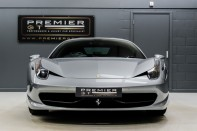 Ferrari 458 ITALIA 4.5 V8 DCT COUPE. SORRY, THIS VEHICLE IS NOW SOLD. 3