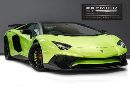 Lamborghini Aventador SV LP750-4 6.5 V12 COUPE. DIANTUS FORGED WHEELS. FRONT LIFT SYSTEM. REV CAM