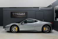 Ferrari 458 ITALIA 4.5 V8 DCT COUPE. SORRY, THIS VEHICLE IS NOW SOLD. 5