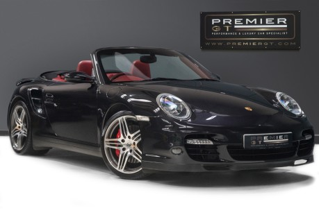 Porsche 911 997 GEN 1.5 3.6i TWIN-TURBO MANUAL CONVERTIBLE, SPORTS CHRONO PACKAGE PLUS 1