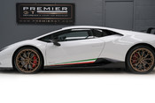 Lamborghini Huracan LP640-4 5.2 V10 PERFORMANTE. FRONT LIFT SYSTEM. CARBON INTERIOR PACKAGE. 4