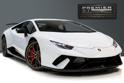 Lamborghini Huracan LP640-4 PERFORMANTE. NOW SOLD, SIMILAR REQUIRED. PLEASE CALL 01903 254800