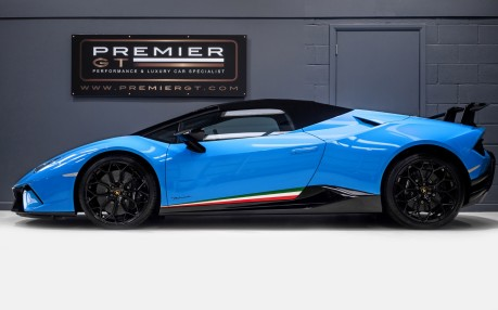 Lamborghini Huracan LP 640-4 PERFORMANTE 5.2 V10 SPYDER. SOLD. CALL US TO SELL YOUR LAMBORGHINI 5