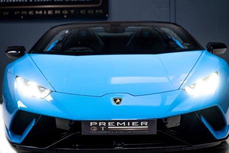Lamborghini Huracan LP 640-4 PERFORMANTE 5.2 V10 SPYDER. SOLD. CALL US TO SELL YOUR LAMBORGHINI 19